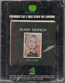 mary hopkin post card
